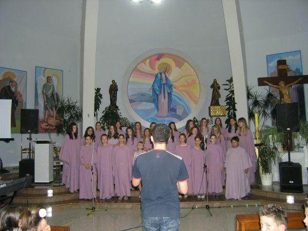 Održan koncert zbora Amicus