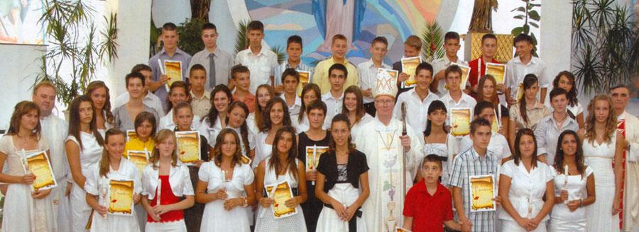 KRIZMANICI 2008. GOD.