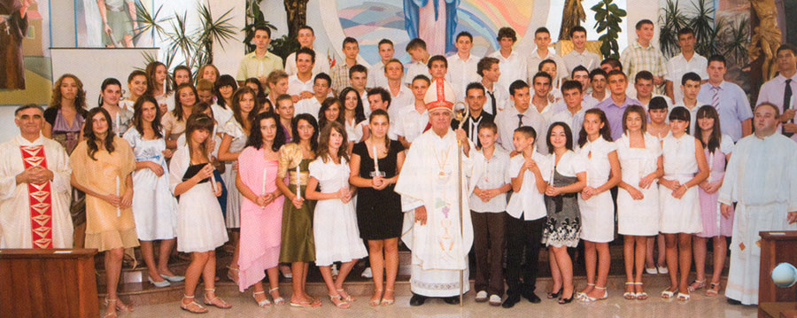 KRIZMANICI 2009. GOD.