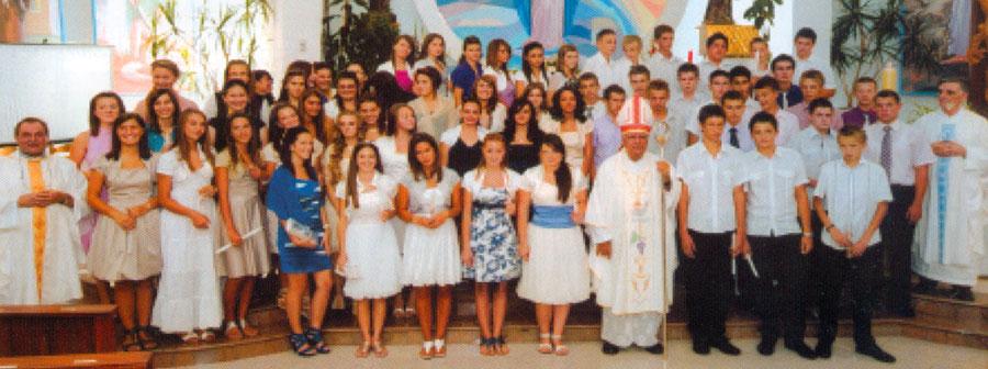 KRIZMANICI 2010. GOD.