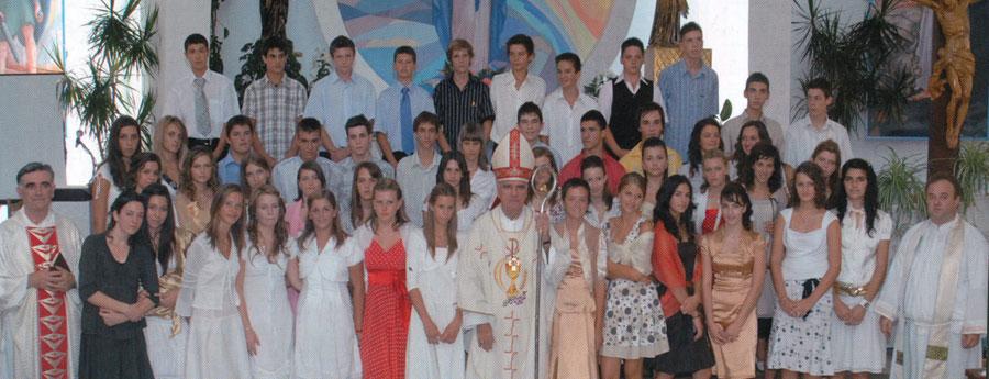 KRIZMANICI 2007. GOD.