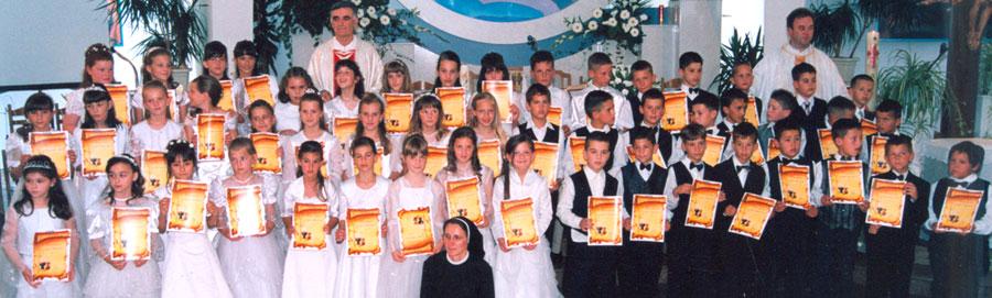 PRVOPRIČESNICIi 2006. GOD