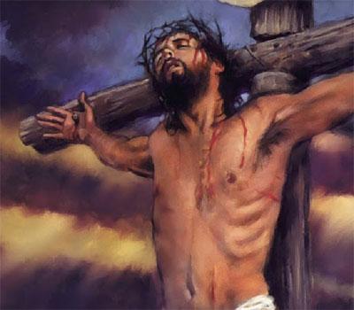 CRKVA – TRAJNO RAZAPINJANI KRIST