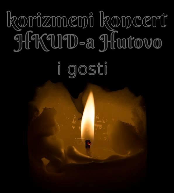 Koncert HKUD-a Hutovo