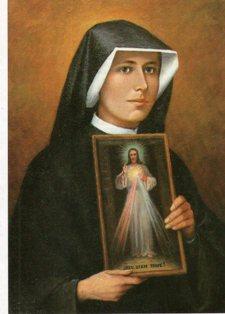 Faustina Kowalska, svetica Božjeg milosrđa