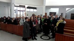 Posjet zbora iz Prozora