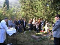 Svi Sveti – Dušni dan, mise po grobljima