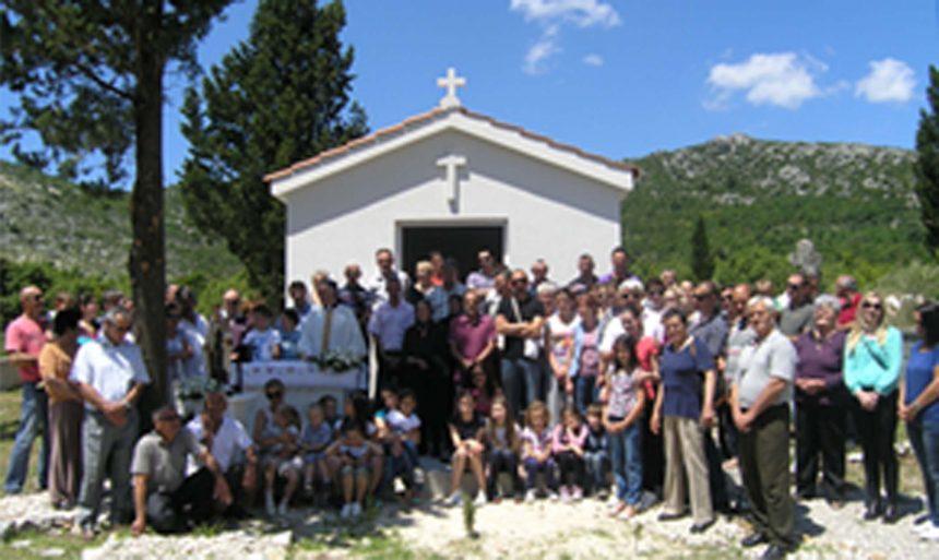 Proslava Gospe Karmelske na Ilijinom Polju