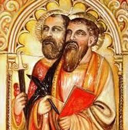 Sveti apostoli Šimun i Juda Tadej