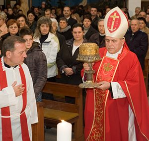 Sveti Tripun 10. studenog