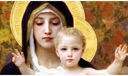 Bogorodica početak nove godine i boljeg svijeta