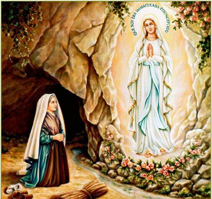 B. D. Marija – Gospa lurdska, Dan bolesnika